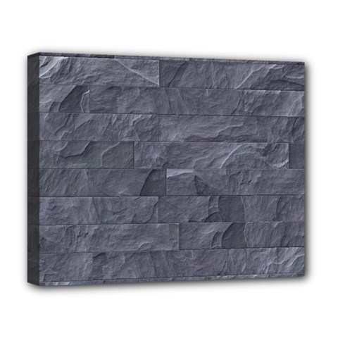 Excellent Seamless Slate Stone Floor Texture Deluxe Canvas 20  X 16