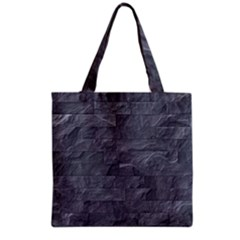 Excellent Seamless Slate Stone Floor Texture Grocery Tote Bag