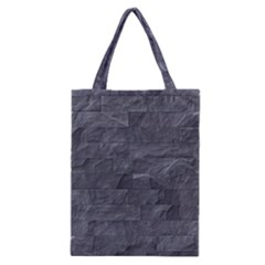 Excellent Seamless Slate Stone Floor Texture Classic Tote Bag
