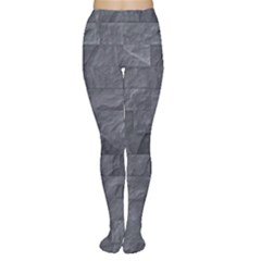 Excellent Seamless Slate Stone Floor Texture Women s Tights