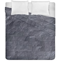 Excellent Seamless Slate Stone Floor Texture Duvet Cover Double Side (california King Size)