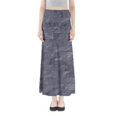 Excellent Seamless Slate Stone Floor Texture Maxi Skirts