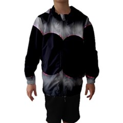 Solar Eclipse Hooded Wind Breaker (Kids)