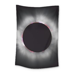 Solar Eclipse Small Tapestry