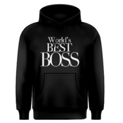 World s best boss - Men s Pullover Hoodie