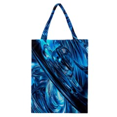Blue Wave Classic Tote Bag