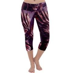 Fantasy Art Legend Of The Five Rings Steve Argyle Fantasy Girls Capri Yoga Leggings