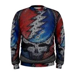 Grateful Dead Logo Men s Sweatshirt