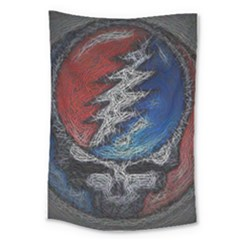 Grateful Dead Logo Large Tapestry