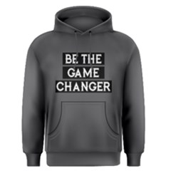 Be The Game Changer   Men s Pullover Hoodie