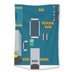 Amphisbaena Two Platform Dtn Node Vector File Large Tapestry