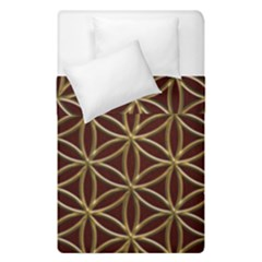 Flower Of Life Duvet Cover Double Side (single Size)