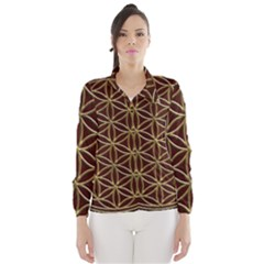 Flower Of Life Wind Breaker (Women)