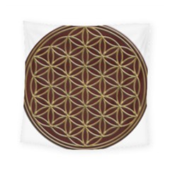 Flower Of Life Square Tapestry (small)