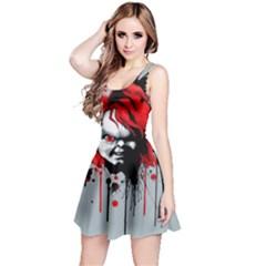 Good Guys Reversible Sleeveless Dress