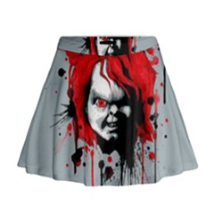 Good Guys Mini Flare Skirt