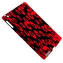 Scatter Shapes Large Circle Black Red Plaid Triangle Apple iPad 3/4 Hardshell Case (Compatible with Smart Cover) View5