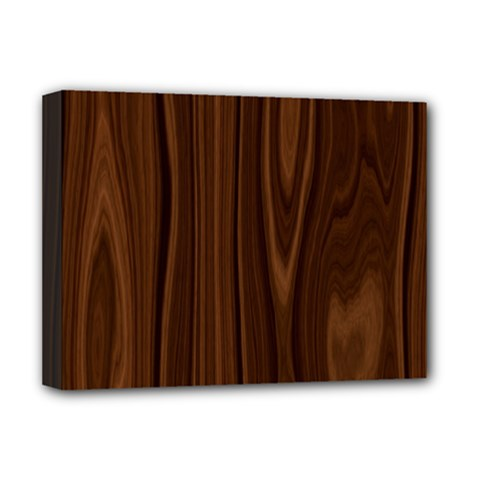 Texture Seamless Wood Brown Deluxe Canvas 16  x 12