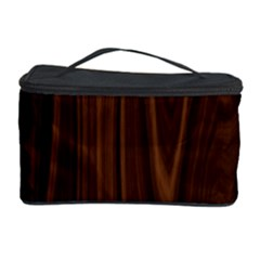 Texture Seamless Wood Brown Cosmetic Storage Case