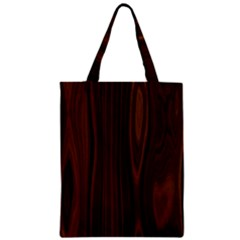 Texture Seamless Wood Brown Zipper Classic Tote Bag