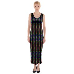 Dna Fitted Maxi Dress