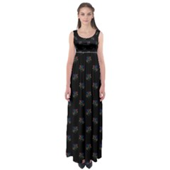 Dream Tiger Empire Waist Maxi Dress