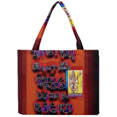 BIG RED SUN WALIN 72 Mini Tote Bag