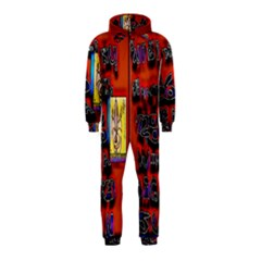 BIG RED SUN WALIN 72 Hooded Jumpsuit (Kids)