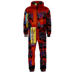 BIG RED SUN WALIN 72 Hooded Jumpsuit (Men)
