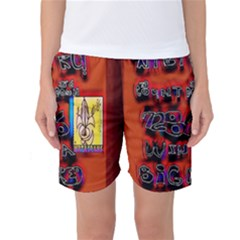 BIG RED SUN WALIN 72 Women s Basketball Shorts