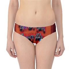 BIG RED SUN WALIN 72 Hipster Bikini Bottoms