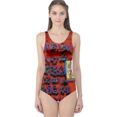 BIG RED SUN WALIN 72 One Piece Swimsuit