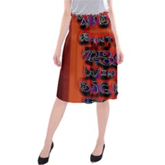 BIG RED SUN WALIN 72 Midi Beach Skirt