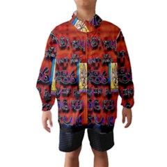 BIG RED SUN WALIN 72 Wind Breaker (Kids)