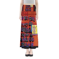 BIG RED SUN WALIN 72 Maxi Skirts