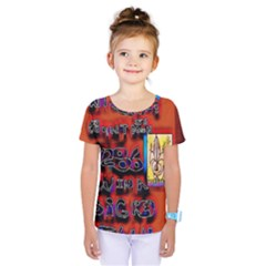 BIG RED SUN WALIN 72 Kids  One Piece Tee