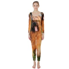 Full Briard Long Sleeve Catsuit