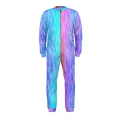 Abstract Color Pattern Textures Colouring OnePiece Jumpsuit (Kids)