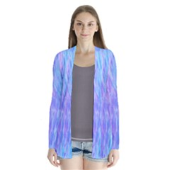 Abstract Color Pattern Textures Colouring Cardigans