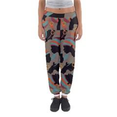 African Women Ethnic Pattern Women s Jogger Sweatpants