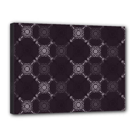 Abstract Seamless Pattern Canvas 16  X 12