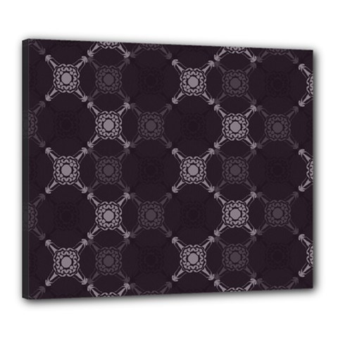 Abstract Seamless Pattern Canvas 24  X 20