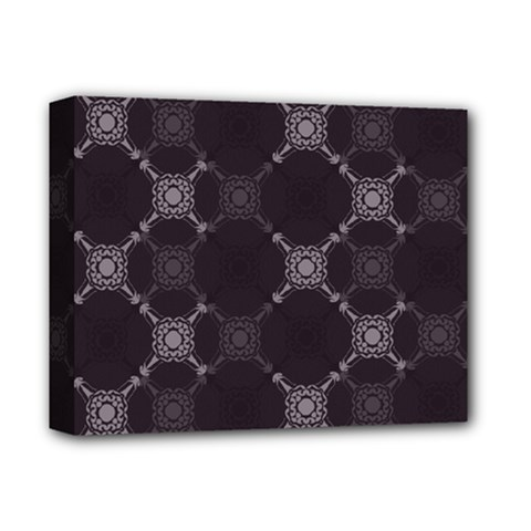 Abstract Seamless Pattern Deluxe Canvas 14  X 11