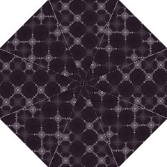 Abstract Seamless Pattern Hook Handle Umbrellas (Large)