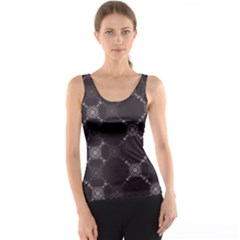 Abstract Seamless Pattern Tank Top