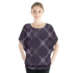 Abstract Seamless Pattern Blouse