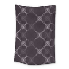 Abstract Seamless Pattern Small Tapestry