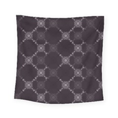 Abstract Seamless Pattern Square Tapestry (small)