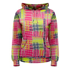 Abstract Pattern Women s Pullover Hoodie