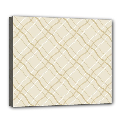 Background Pattern Deluxe Canvas 24  x 20